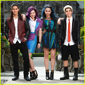 'Descendants' Celebrates 5 Years Since It First Premiered!