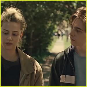 Lili Reinhart & Austin Abrams Star In 'Chemical Hearts' Trailer - Watch Now!