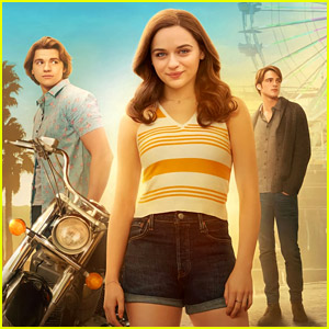 Joey King Confirms 'The Kissing Booth 3' Is Happening!