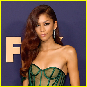 Zendaya Earns First Emmy Awards Nomination For 'Euphoria' Role!