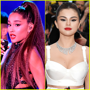 Ariana Grande & Selena Gomez Have Cute Exchange About SELPINK's 'Ice Cream'