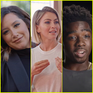 Ashley Tisdale, Julianne Hough & More To Be Featured In New Disney+ Series 'Becoming'