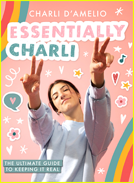 Charli D'Amelio Announces Her First Book 'Essentially Charli'