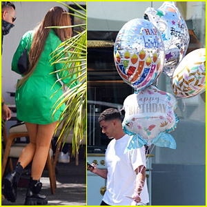 Kylie Jenner's Friends Help Her Celebrate 23rd Birthday!