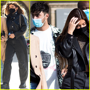 Kylie Jenner Spotted in Paris with Zack Bia Despite Travel Ban