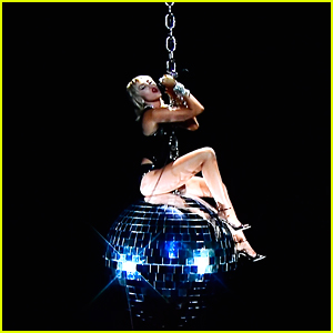 Miley Cyrus Does 'Wrecking Ball' Part 2 With 'Midnight Sky' Performance at VMAs