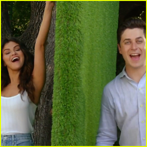 Selena Gomez & David Henrie Reveal New Movie 'This Is The Year' Virtual Premiere Event!