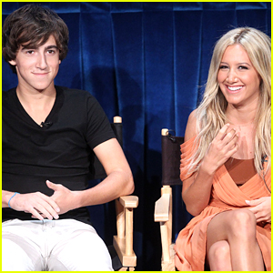 Ashley Tisdale's 'Phineas & Ferb' Co-Star Vincent Martella Reacts To Pregnancy With Funny Tweet