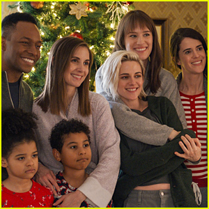Kristen Stewart Meets Her Girlfriend's Family In 'Happiest Season' First Look!