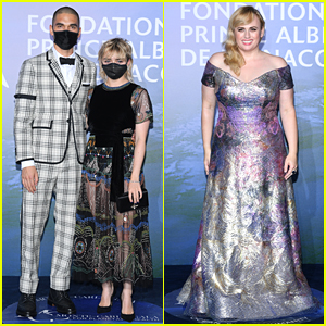 Maisie Williams & BF Reuben Selby Mask Up For Planetary Health Gala