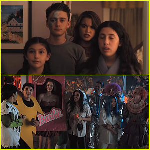 Noah Schnapp, Paris Berelc & Karan Brar Among Star-Studded Cast In 'Hubie Halloween' Trailer