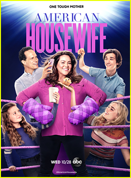 ABC Reveals First Look at Giselle Eisenberg In 'American Housewife' With New Poster!