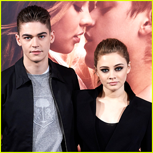 Hero Fiennes-Tiffin Talks Hardin & Tessa's Toxic Relationship In The 'After' Movies