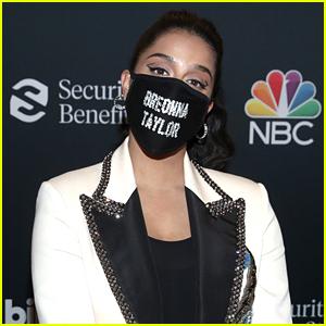 Lilly Singh Honors Breonna Taylor at Billboard Music Awards 2020