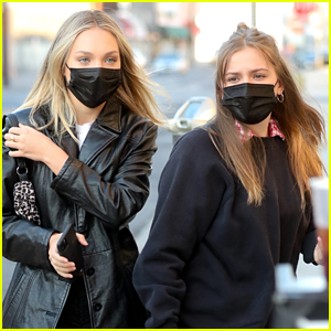 Fans Praise Maddie Ziegler's Style On Dinner Outing With Maisy Stella