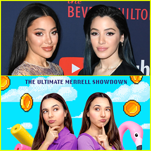 Niki & Gabi & The Merrell Twins Have New Shows Coming To AwesomenessTV (Exclusive)