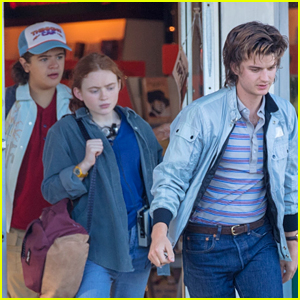 You've Gotta See These New 'Stranger Things' Set Photos!