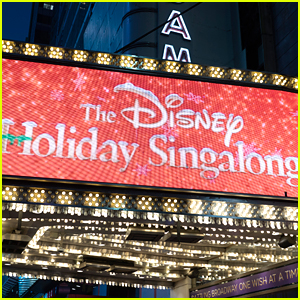 The Disney Holiday Singalong Airs Tonight - Full List of Songs & Performers!