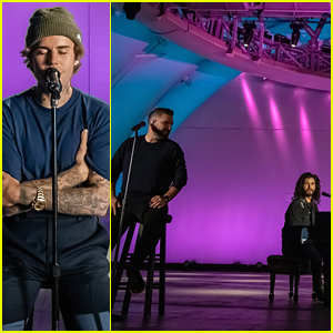 Justin Bieber Performs '10,000 Hours' With Dan + Shay at CMA Awards 2020 - Watch!
