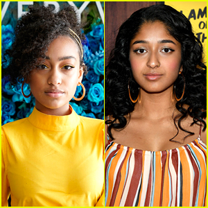 Lexi Underwood & Maitreyi Ramakrishnan Land On Teen Vogue's 21 Under 21 List!