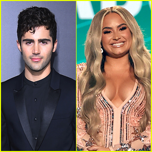 Max Ehrich Accuses Ex Demi Lovato of Using Him For Clout Once Again