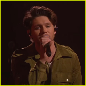 Niall Horan Performs 'Moral of the Story' On 'Late Late Show' With Ashe - Watch Now!