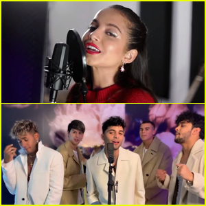 Isabela Merced, CNCO & More Celebrate 50th Anniversary of 'Feliz Navidad' With First Ever Music Video