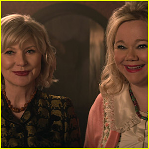 'Sabrina, The Teenage Witch' Aunts Appear In 'Chilling Adventures of Sabrina' Teaser!!