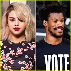 Selena Gomez Has Gone On a Few Dates With Basketball Player Jimmy Butler