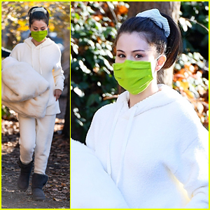 Selena Gomez Switches Up Her Look For 'Only Murders in the Building' Filming