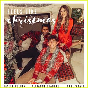 Tayler Holder, Kelianne Stankus & Nate Wyatt Drop Original Holiday Song 'Feels Like Christmas'