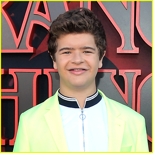 Gaten Matarazzo Dishes On Filming 'Stranger Things' Season 4