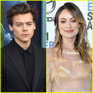 Harry Styles Is Dating 'Don't Worry Darling' Co-Star & Director Olivia Wilde (Report)