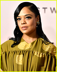 Tessa Thompson Reveals She Ended 2020 With a Car Accident