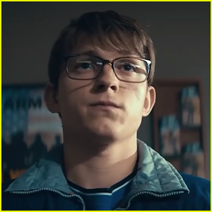 Tom Holland Enlists In The Army In First 'Cherry' Teaser Trailer - Watch Now!