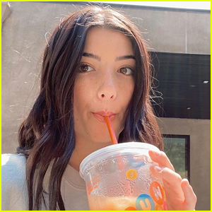 Charli D'Amelio Is Launching Her 2nd Drink With Dunkin' Donuts!
