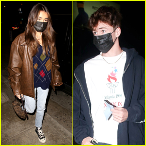 Madison Beer Celebrates Her Debut Album Release With Beau Nick Austin