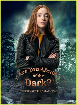 Meet 'Are You Afraid of the Dark?' Actress Beatrice Kitsos! (Exclusive)