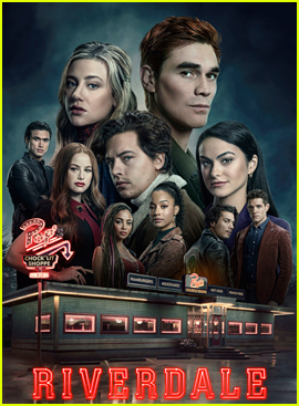 'Riverdale' Debuts New Cast Poster With New Series Regulars & First Photos Post Time Jump!