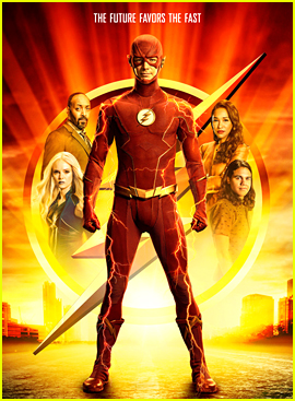 'The Flash' Gets New Poster Ahead of Season 7 Premiere!