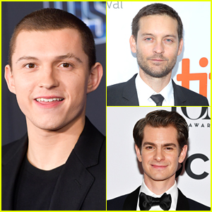 Tom Holland Says Tobey Maguire & Andrew Garfield Are NOT In 'Spider-Man 3,' But...