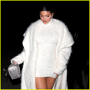 Kylie Jenner Gets Dressed Up for The Nice Guy, Two Nights in a Row!