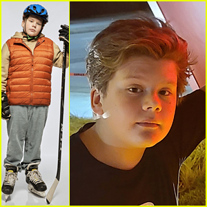 Meet Maxwell Simkins From 'The Mighty Ducks: Game Changers' With 10 Fun Facts!