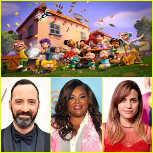 'Rugrats' Reboot Announces New Voice Cast for Grown-Up Roles