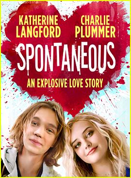Katherine Langford's 'Spontaneous' Movie Heads To Hulu Next Week!