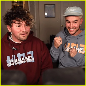 Kian Lawley & JC Caylen Return To YouTube, Announce New Series 'Escape The House'