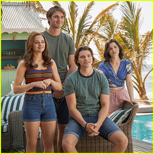 'The Kissing Booth 3' Reveals Premiere Date & First Look Photo!