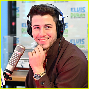 Nick Jonas Opens Up About That Famous 'Red Dress' Line In 'Burnin' Up'