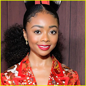 Skai Jackson Joins The Cast of New Hulu & American High Film!