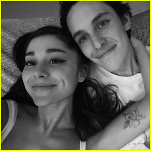 Ariana Grande Marries Dalton Gomez In Intimate Ceremony Over the Weekend (Report)